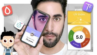 BEST SKIN CARE APPS To Achieve Clear Skin ✖  James Welsh