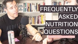 Nutrition FAQ - CompTrain
