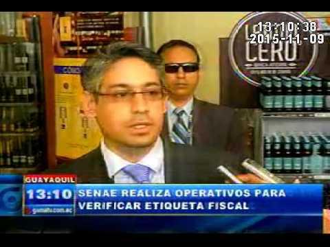 INICIAN OPERATIVOS DE CONTROL PARA VERIFICAR LOS LICORES CON ETIQUETA FISCAL