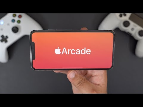 Hands-On with Apple Arcade!