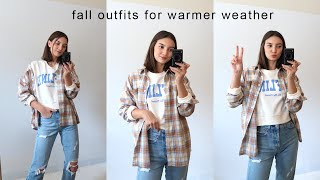 20 OUTFIT IDEAS + a few days in my life vlog!