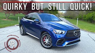 [Redline] The 2022 Mercedes-AMG GLE 63 S Coupe is a Quirky Looking & Less Practical GLE-Class