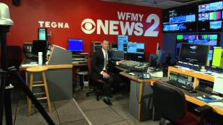 Join Me On A Tour Of WFMY News 2