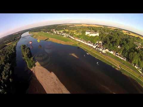 Vue sur Loire - Loisirs Loire Valley