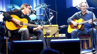 Eric Clapton and Vince Gill - Down and Out