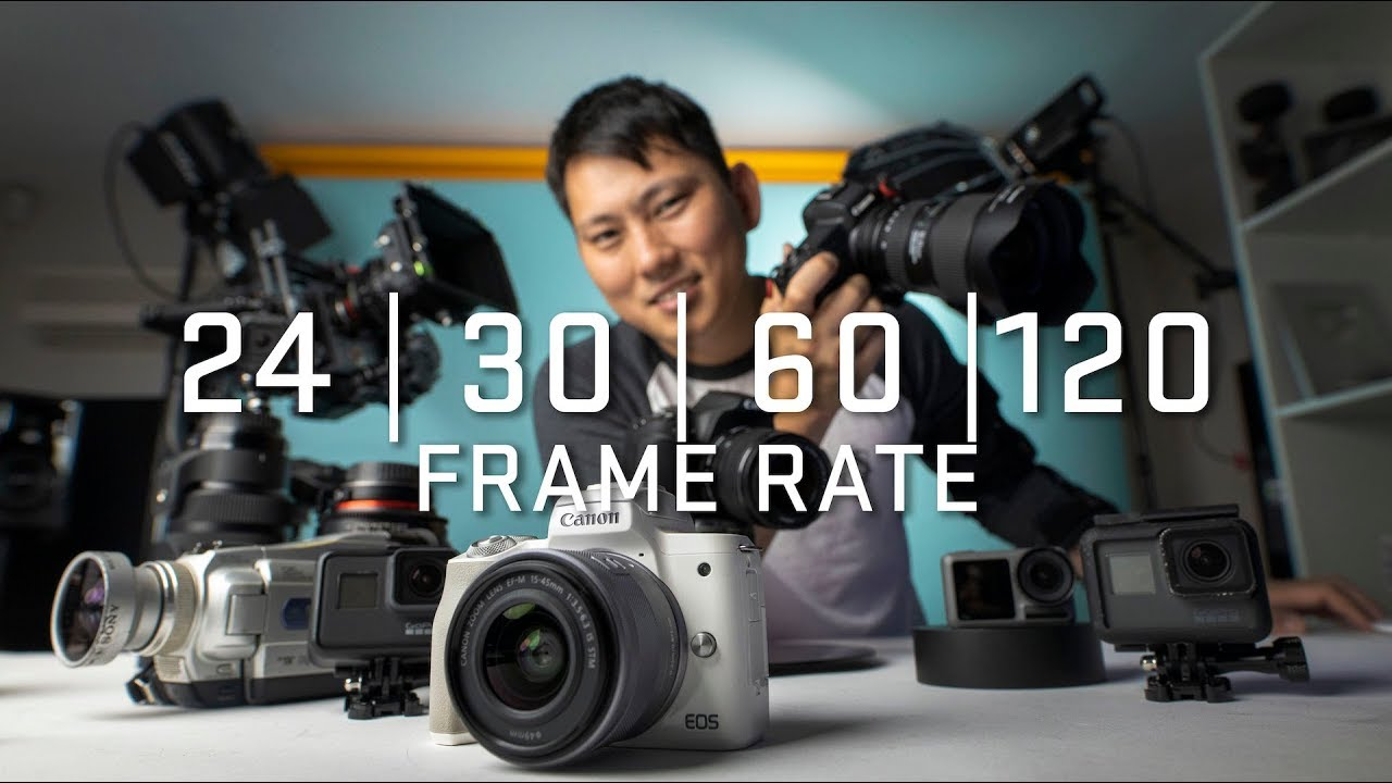 What Frame Rate Should You Be Filming In? - YouTube