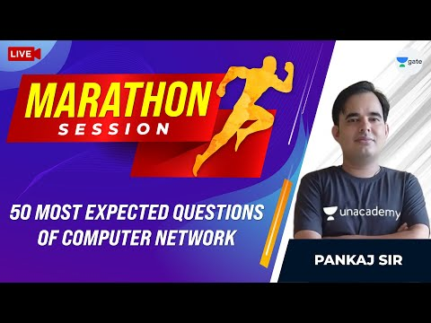 50 Most Expected Questions of Computer Network   Marathon ...