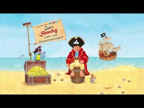 Video of Capt'n Sharky Logik
