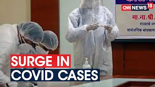 Over 18,552 New COVID Cases & 384 Deaths Recorded In Last 24 Hrs In India | CNN News18 - Download this Video in MP3, M4A, WEBM, MP4, 3GP