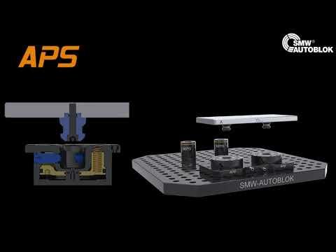 APS(ゼロポイントクランプシステム)