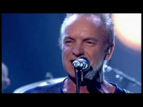 Sting   'I Can't Stop Thinking About You' (Live)