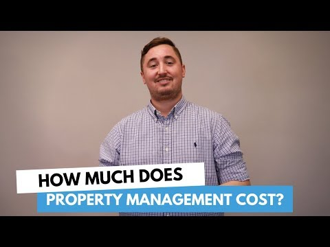 , title : 'How Much Does Property Management Cost?