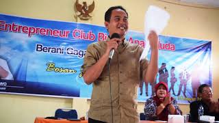 Seminar Entrepeneur Club - Klinik Wirausaha Madiun