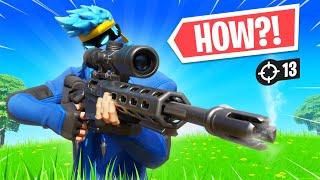 My Best Sniping Game Ever | NINJA