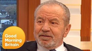 Alan Sugar Goes Head to Head With Piers Morgan | Good Morning Britain