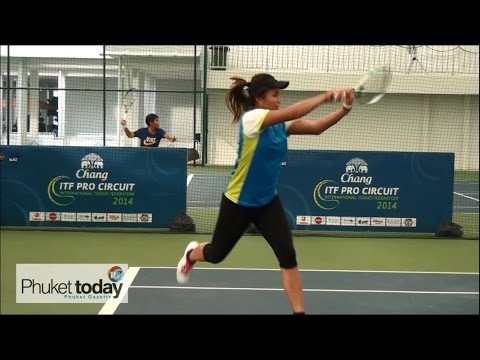 Taking the pro road - young tennis hopefuls on the ITF circuit