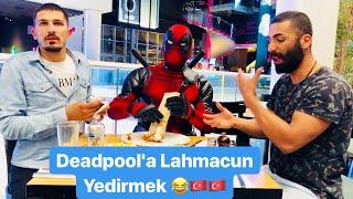 Deadpool'a Kız Kaçırtmaya Çalışan Çılgın Türkler 😂😂