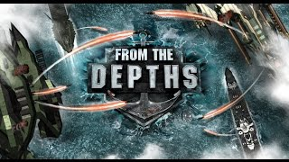 From the Depths STEAM cd-key GLOBAL