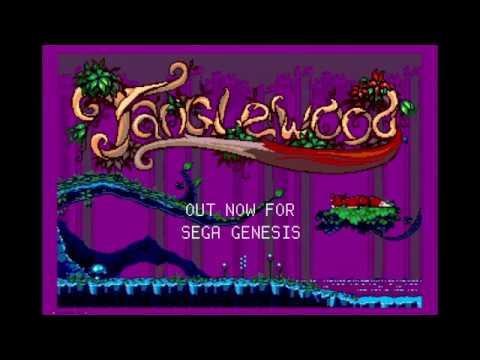 TANGLEWOOD® (SEGA Mega Drive) Launch Trailer thumbnail