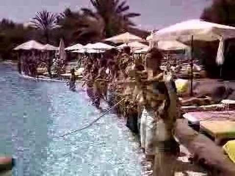 Video zwembad Club Isil (v.h. Club Milta) in Torba (bij Bodrum), Turkije
