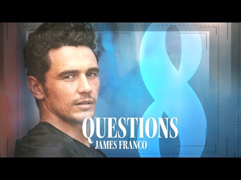 James Franco talks 'The Disaster Artist', a 'Spring Breakers' sequel and his new musical instrument