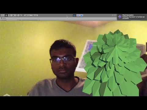 OpenCV Unity object tracking - смотреть онлайн на Hah Life