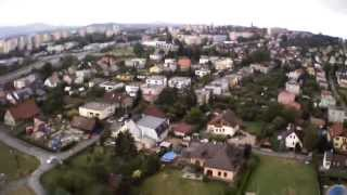 preview picture of video 'Frýdek-Místek, 72m'