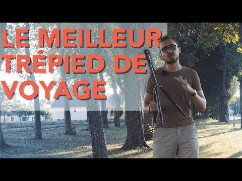LE MEILLEUR TRÉPIED DE VOYAGE