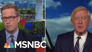 "Weld: Trump Is ""Listening To His Inner Demons"" 
