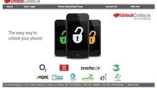 www.UnlockCodes.ie - Mobile Phone Unlocking Ireland