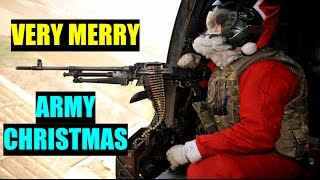 12 Days of Christmas in the Army!