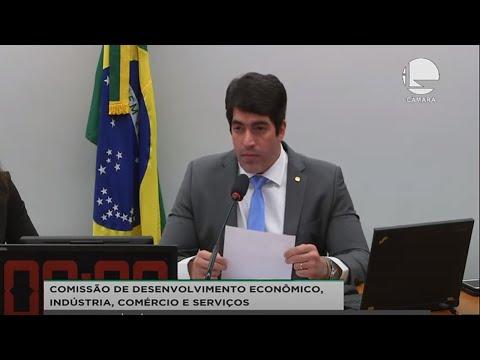 Comissão de Desenvolvimento Econômico - Discussão e votação de propostas - 12/05/2021