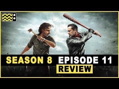 The Walking Dead Season 8 Episode 11 Review & Reaction   AfterBuzz TV