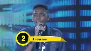 Anderson - Story Of My Life By One Direction | MTN Project Fame Season 8.0