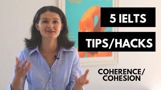 5 способов улучшить балл по IELTS/TOEFL/PTE [coherence/cohesion]