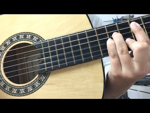 How To Play Despacito In Under 5 Minutes! - Guitar Tutorial Easy