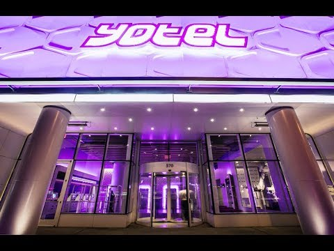 Yotel Hotel Review Located in New York City