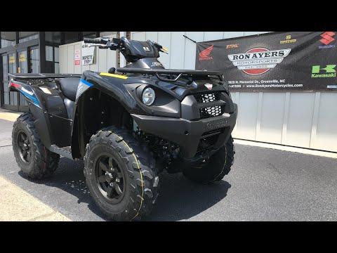2021 Kawasaki Brute Force 750 4x4i EPS in Greenville, North Carolina - Video 1