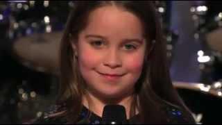 Niña De 6 Años Cantando Black Metal! (VIDEO COMPLETO)