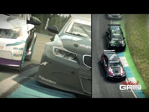 Видео № 1 из игры GRID Autosport - Black Edition [X360]