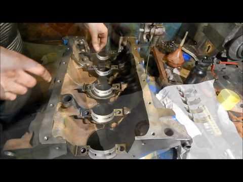 Фото к видео: Двигатель-полумиллионник. Капремонт ДВС ВАЗ-2112. Сборка.