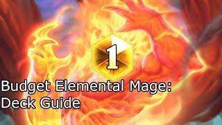 hearthstone budget elemental shaman - मुफ्त