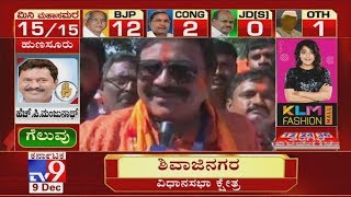 TV9 Exclusive: BJP BC Patil & UB Banakar Reacts After BJPs Victory In Hirekrur