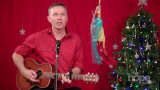 Colin Buchanan sings Christ the King of Christmas at Hope 103.2 - [Music Video]