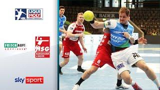 FRISCH AUF! Göppingen - HSG Nordhorn-Lingen | Highlights - LIQUI MOLY Handball-Bundesliga