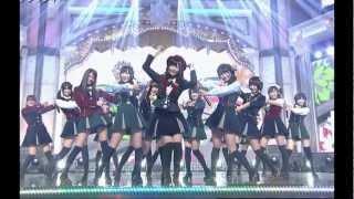 AKB48島崎遥香-♪永遠プレッシャー