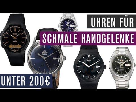 Ab 11€: Uhren für Jugendliche oder schmale Handgelenke!