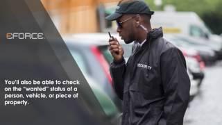 eFORCE Software | eFORCE Mobile Police Software