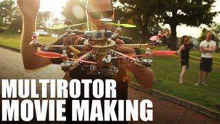 Flite Test - Multirotor Movie Making