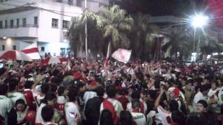 preview picture of video 'CARAVANA 112 AÑOS DE RIVER PLATE 2013 - FORMOSA - ARG. (HD 720p)'